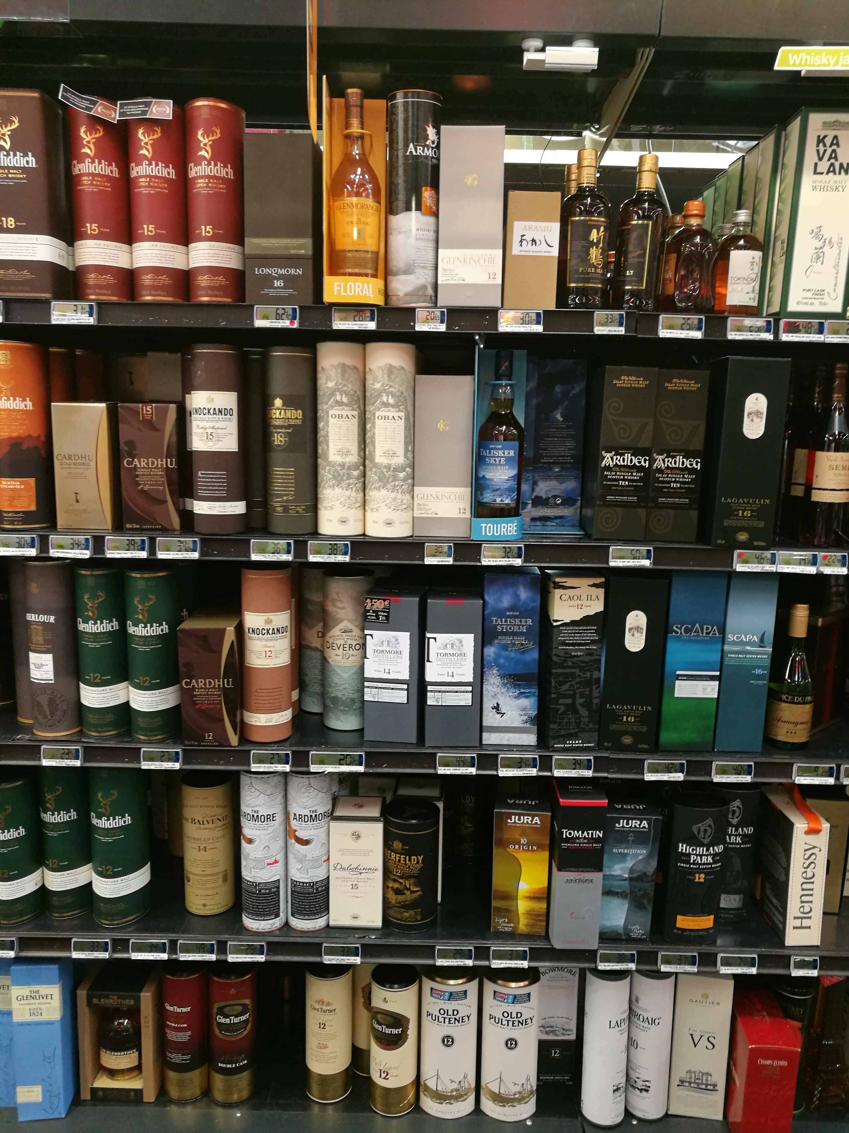 Comment choisir son whisky pour moins de 50€