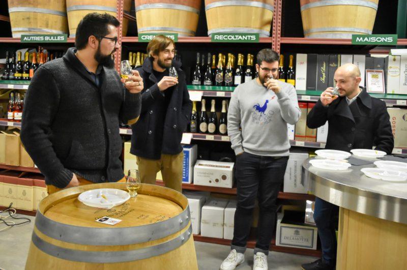 Degustation-Le-Plaisir-des-Sens-La-Vignery-Merignac-SO-Whisky-46